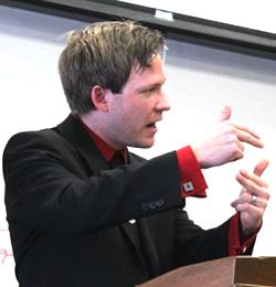 Prof. Jacob W. Torbeck, M.A., O.P.