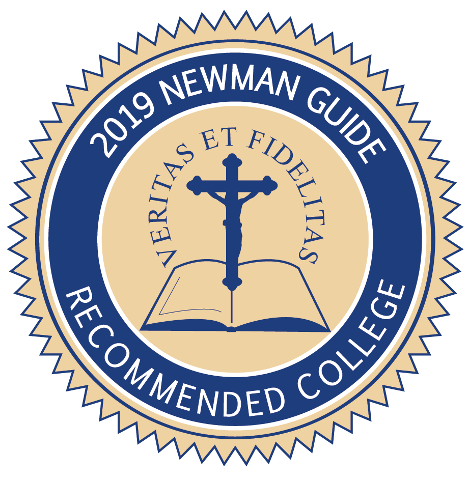 Seal of the Cardinal Newman Guide