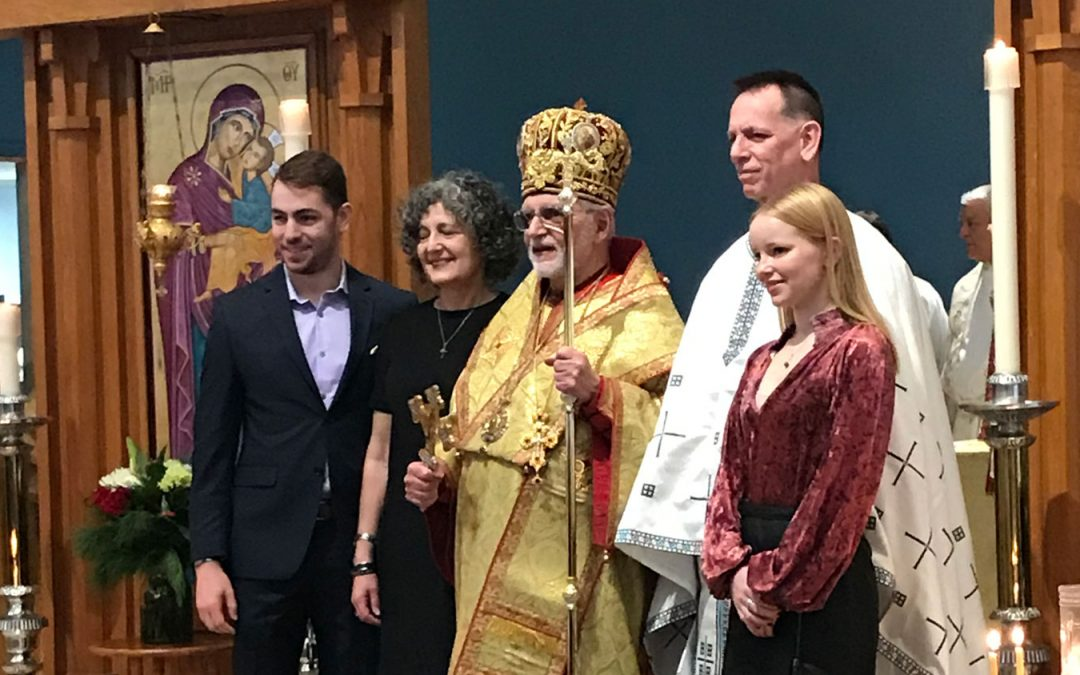 Priestly Ordination for Tom Davis
