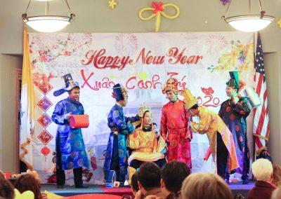 Tet Celebration - Dance