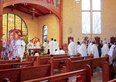 Tet Celebration - Mass