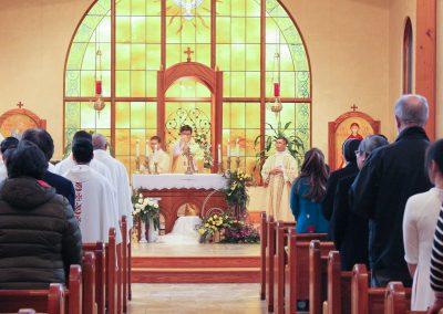 Tet Celebration - Liturgy