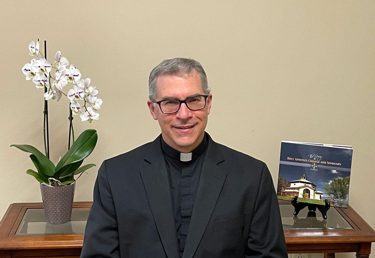 Fr. Peter Samuel Kucer, STD, MSA